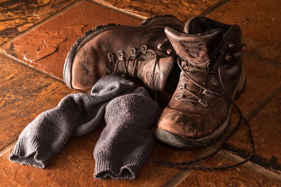 Como elegir tus calcetines de senderismo